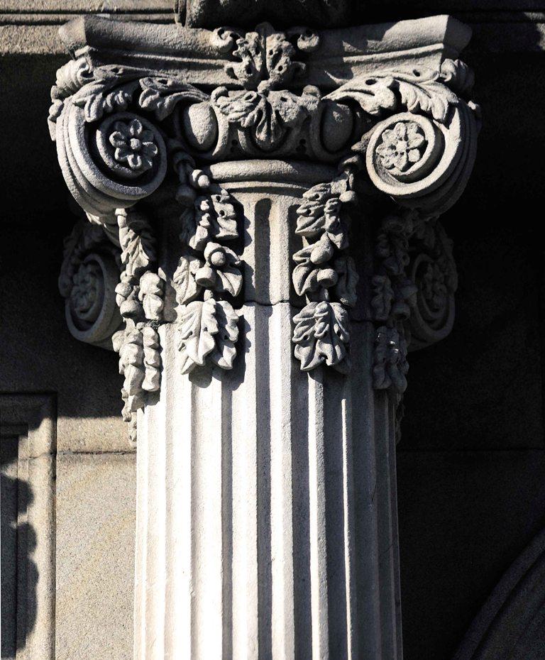 capitel concello de pontevedra