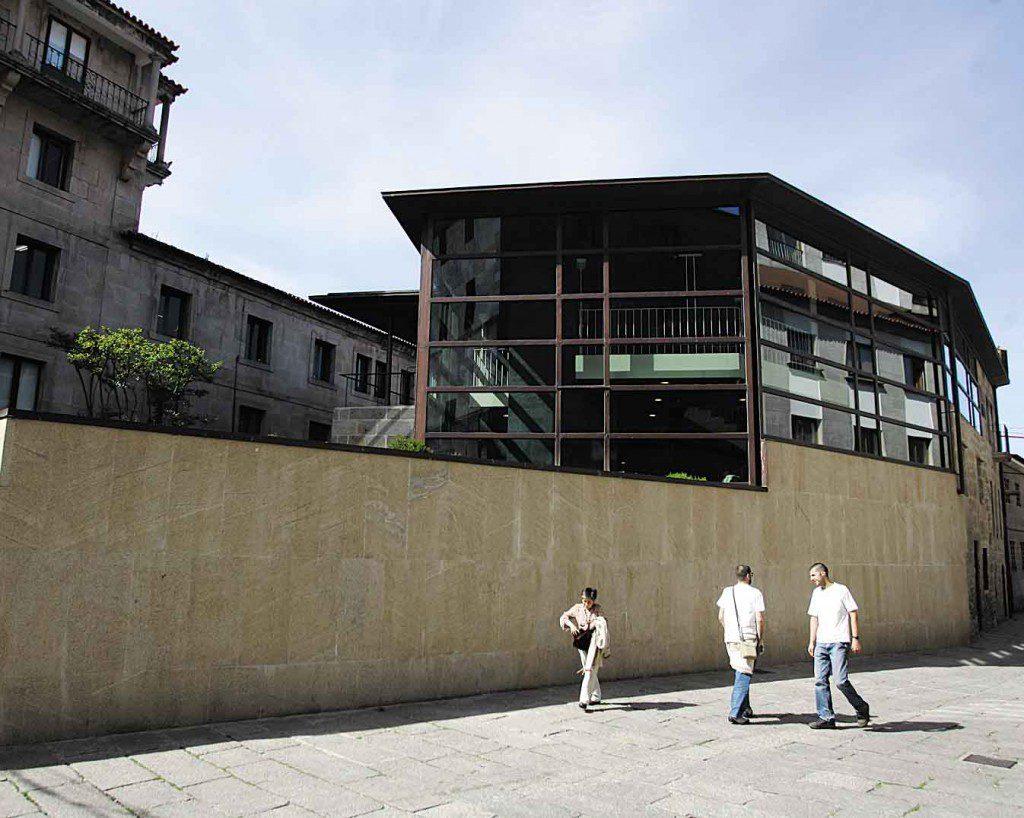AMPLIACION DEL MUSEO EN LA CALLE PASANTERIA