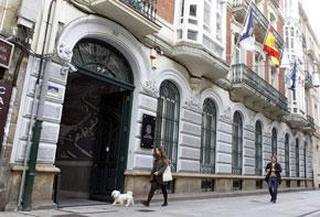 Edificio do Concello de Pontevedra
