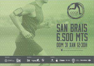 Poster San Brais 2016