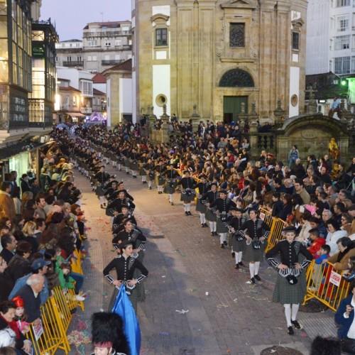 Desfile do entroido 13