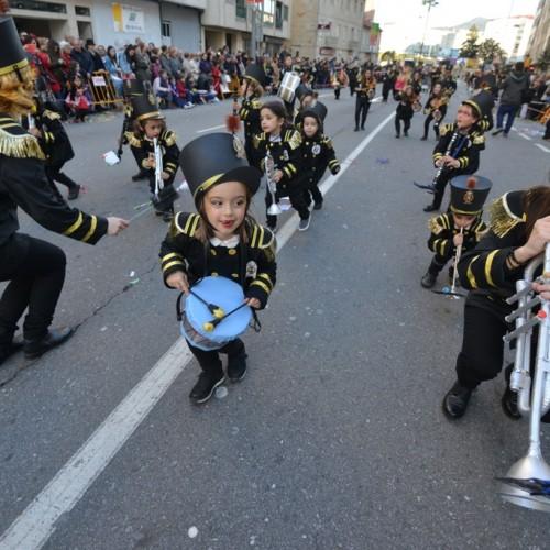 Desfile do entroido 2