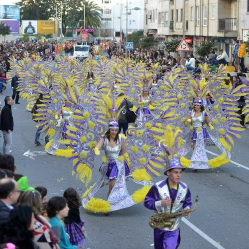 Desfile do entroido 3