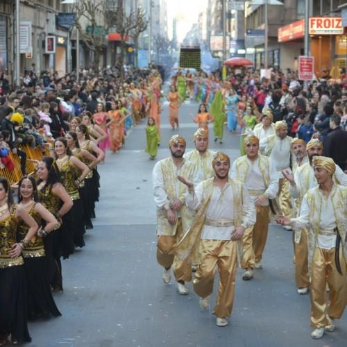 Desfile do entroido 7