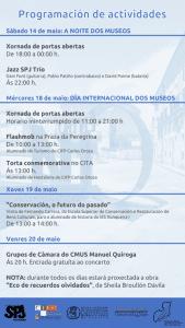 Programa Día Museos