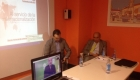 Conferencia de Ana Saína, representante da Embaixada de México en España