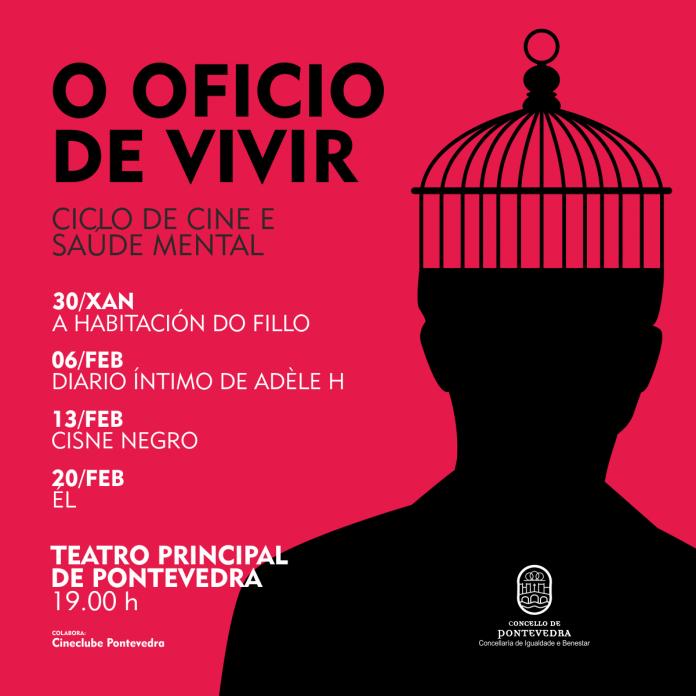 O OFICIO DE VIVIR - cartel