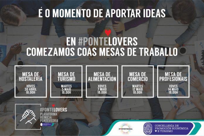 PONTELOVERS - É o momento de aportar ideas