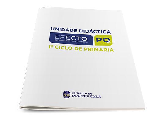 Unidade Didáctica - Efecto PO2 - 1º ciclo de primaria