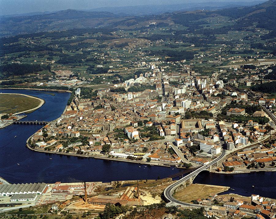 Pontevedra, 1965. Paisajes Españoles, S.A.