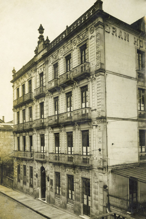Hotel Engracia, 1943
