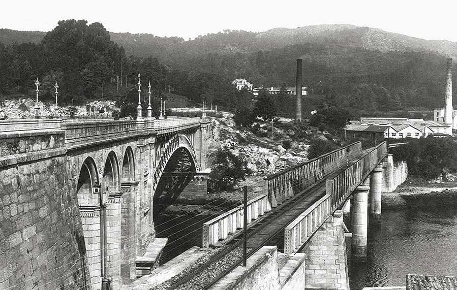 Ponte da Barca, ca. 1910-1915