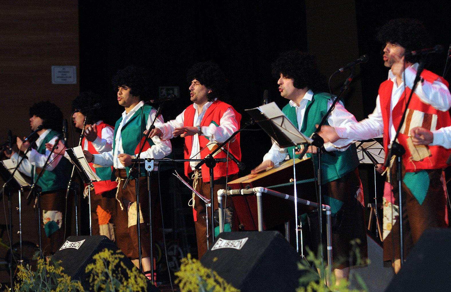 006. MURGAS 2011. FARO DE VIGO. RAFA VAZQUEZ