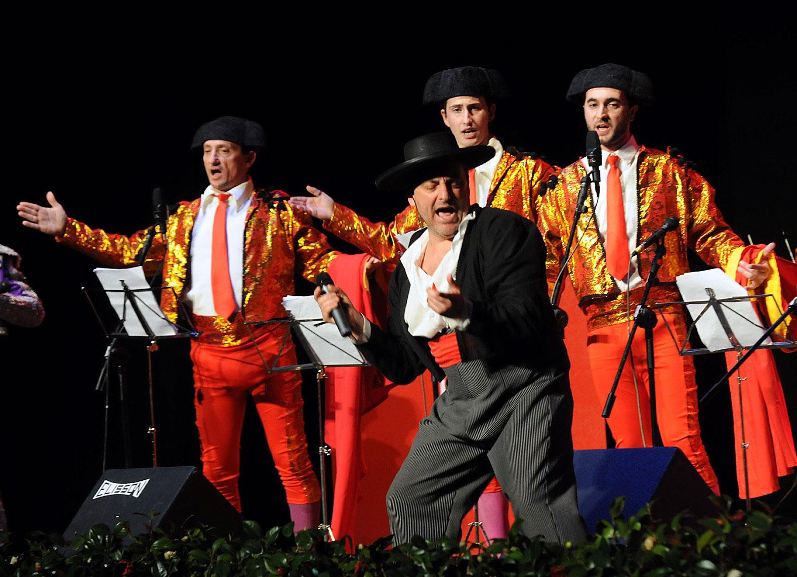 008. MURGAS 2011. FARO DE VIGO. RAFA VAZQUEZ