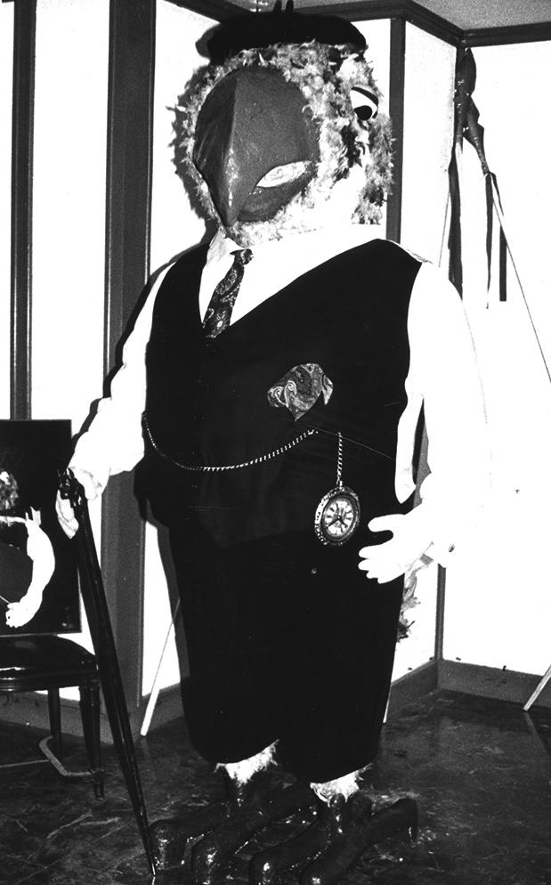 01. RAVACHOL 1991. DIARIO DE PONTEVEDRA. RAFA VAZQUEZ