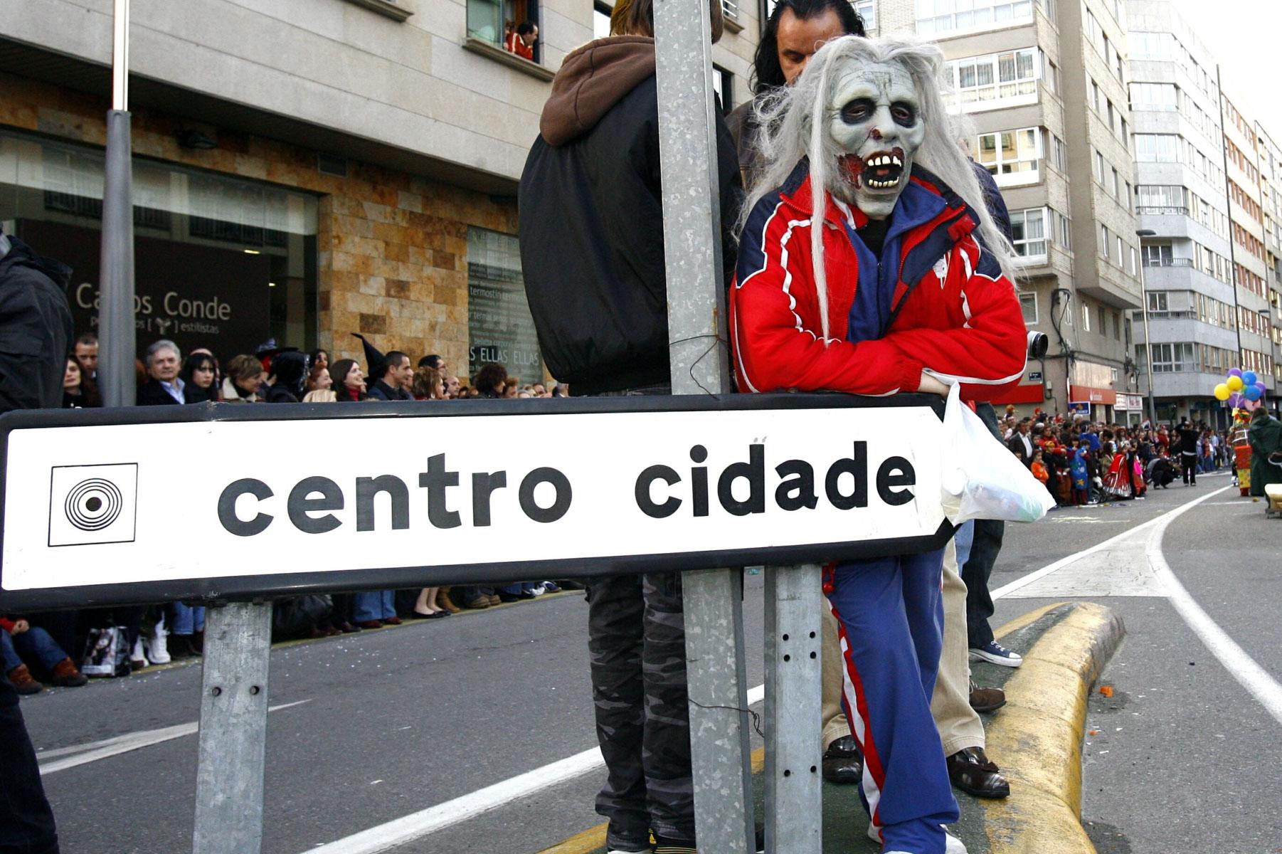 37. ENTROIDO 2008. LA VOZ DE GALICIA