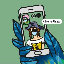 Entroido - A NOITE PIRATA