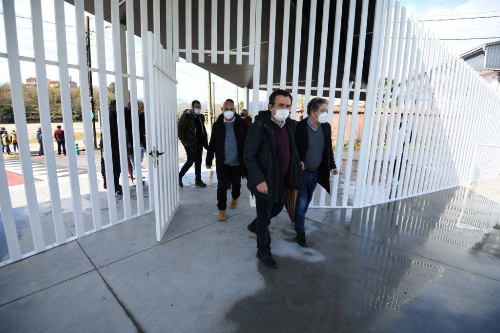 Apertura Campo de futbol de Ponte Sampaio @ConcellodePontevedra 4