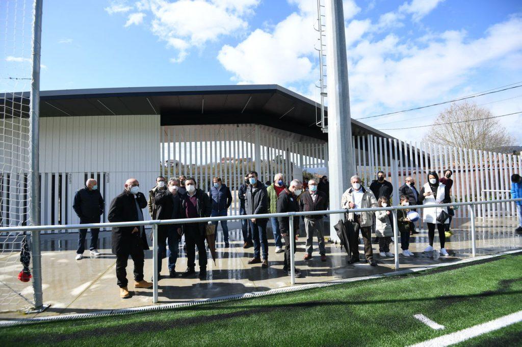 Apertura Campo de futbol de Ponte Sampaio @ConcellodePontevedra 7