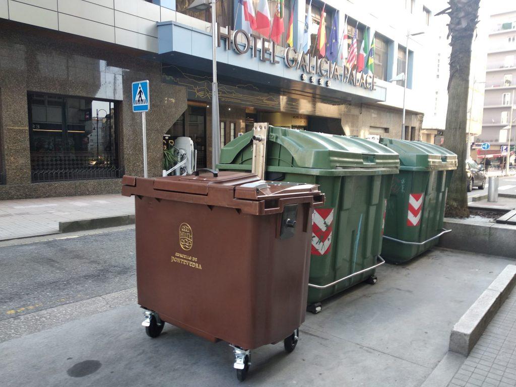 Composta Avenida de Vigo