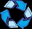 Icono AZUL Xornada sobre a xestion de residuos e limpeza