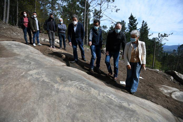 Visita parque forestal da Tomba 10