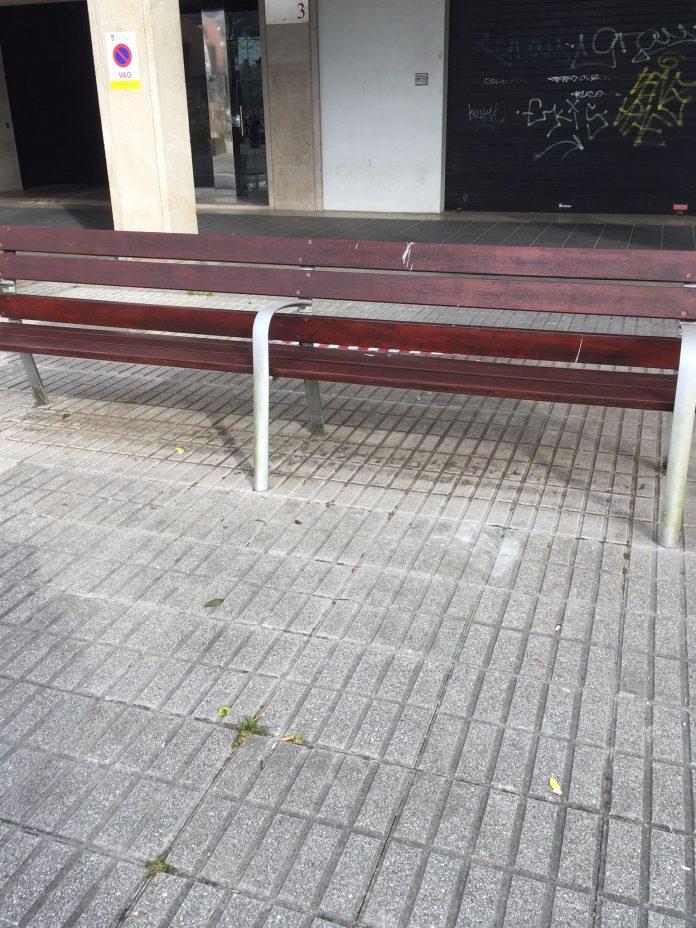 Bancos Beiramar IV
