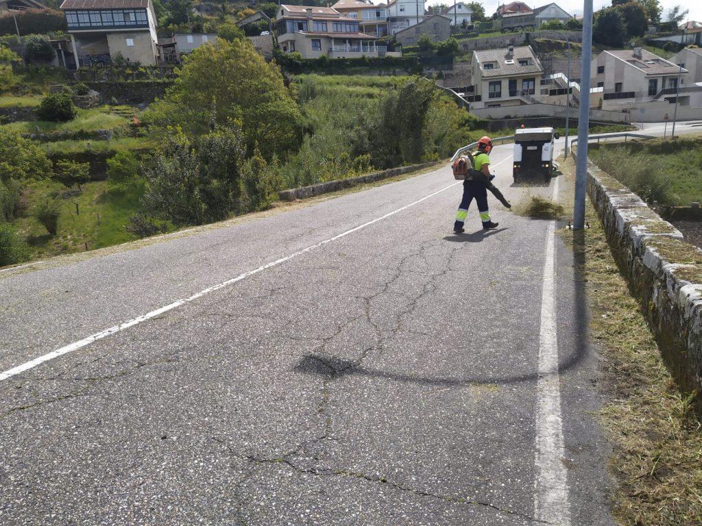 Zafarrancho de limpeza en Ponte Sampaio 6