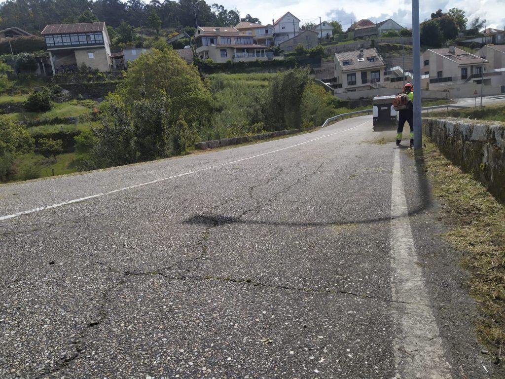 Zafarrancho de limpeza en Ponte Sampaio 7