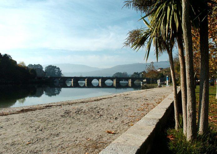 Praia de Ponte Sampaio