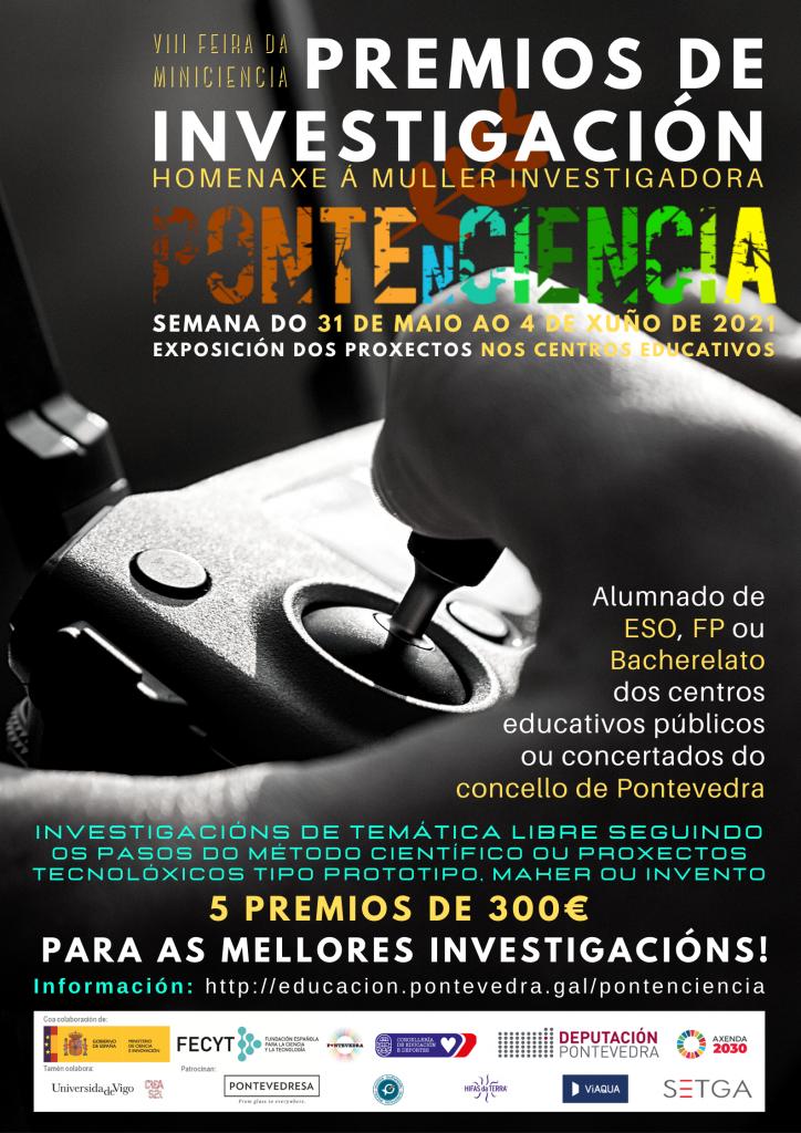 Premios Xoves Investigadores PONTENCIENCIA 2021 v.3