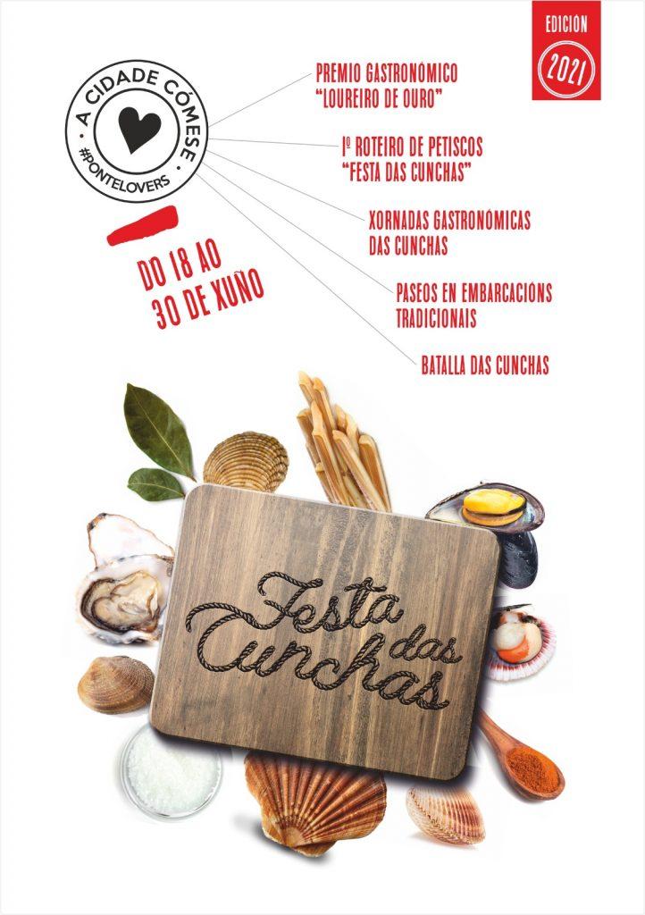 Cartel Festa das Cunchas