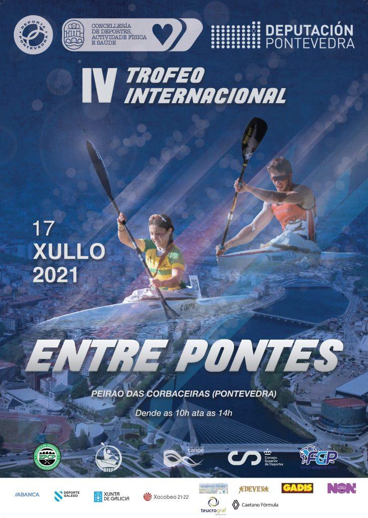 Cartel Trofeo Entre Pontes 2021