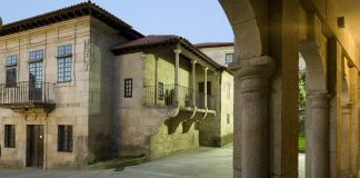 Museo de Pontevedra Castro Monteagudo e Fernandez Lopez