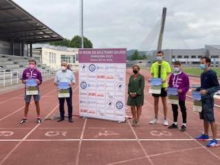 Presentacion da IV Festa do atletismo galego 7