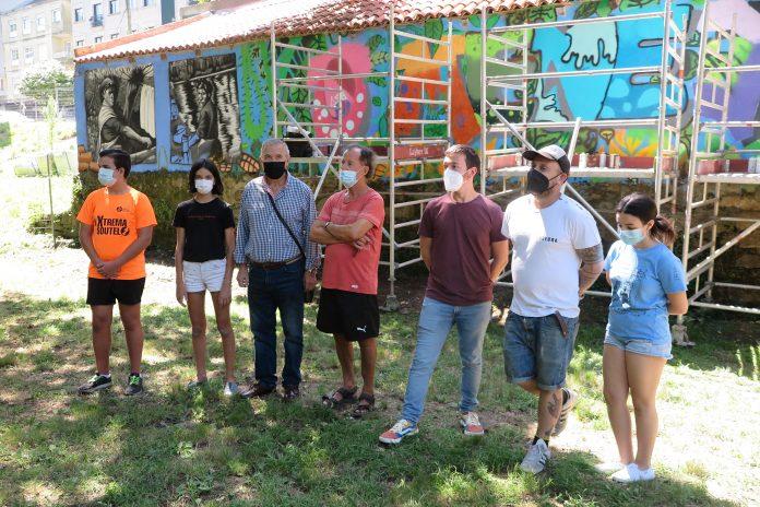 Visita Mural Gafos 3