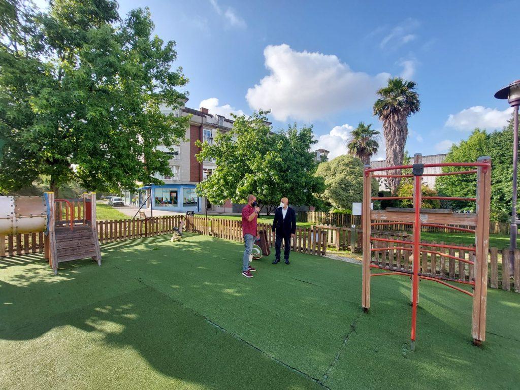Zona parque infantil 1