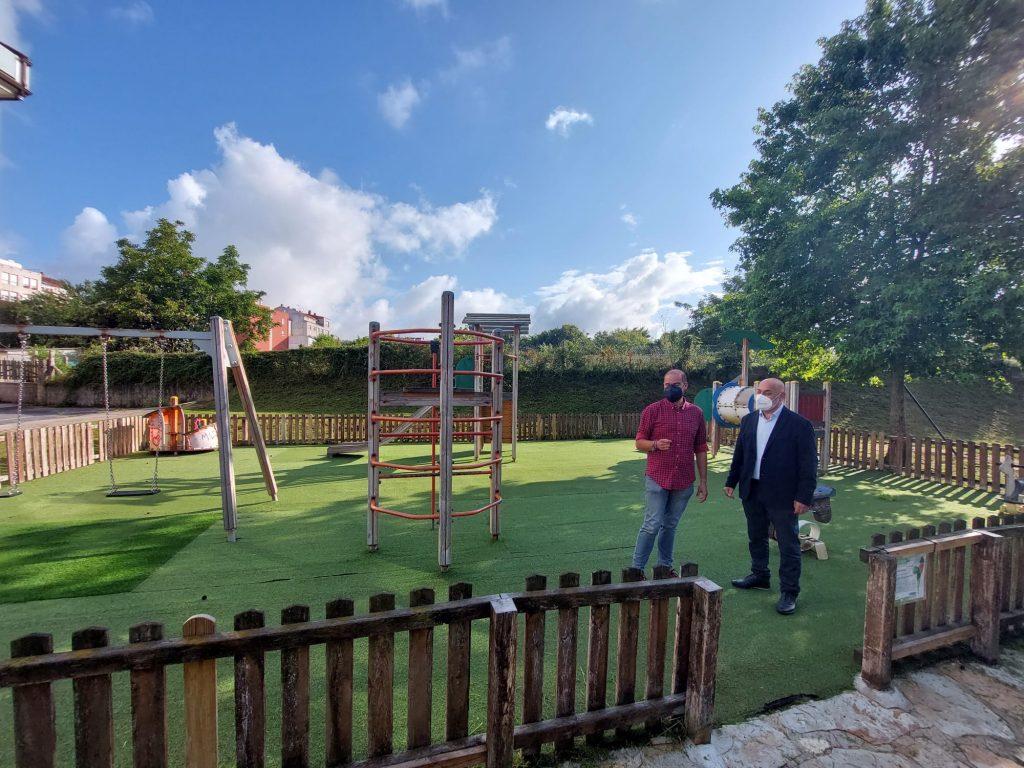 Zona parque infantil 3