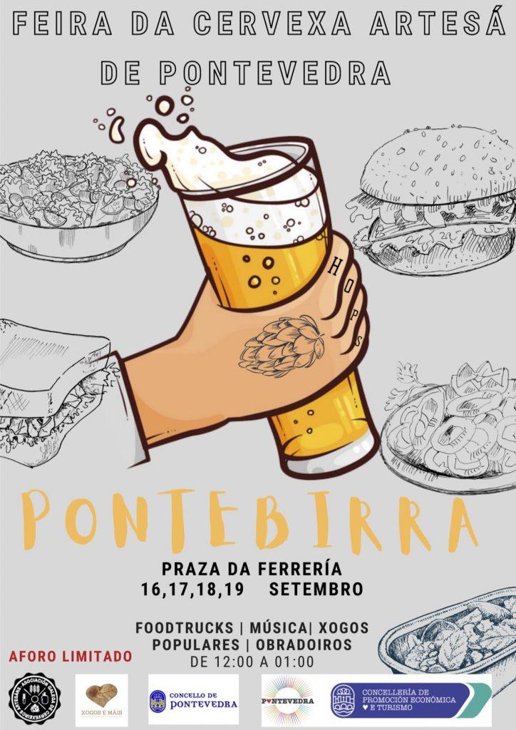 Cartel Pontebirra 2021