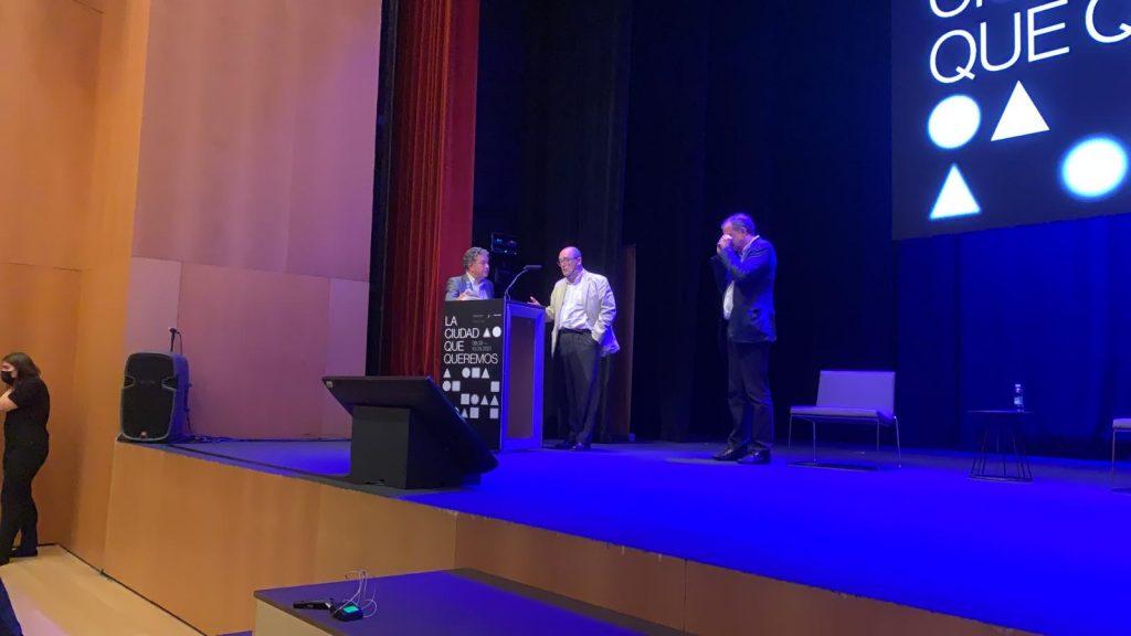 Conferencia Fundacion arquitectura y sociedad 12