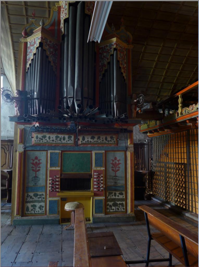 Organo Santa Clara