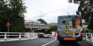 Visita estacion de bus. Apertura acceso Josefina Arruti 3