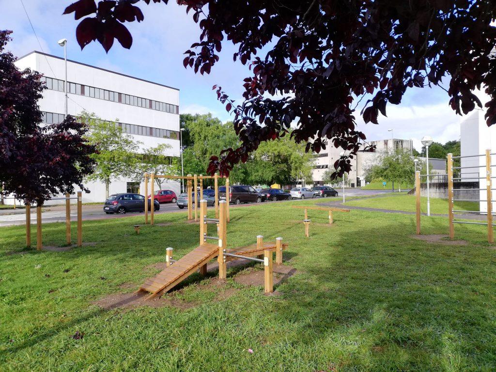 Parque Campus de Pontevedra